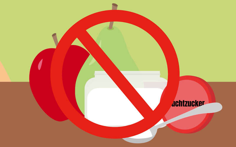 Low Carb Fehler 5: Bei Low-Carb kein Obst mit viel Fructose
